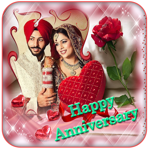 Anniversary Photo Frames Apps On Google Play