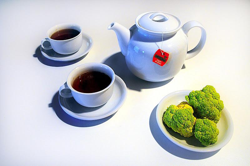 il tè delle cinque di mousix