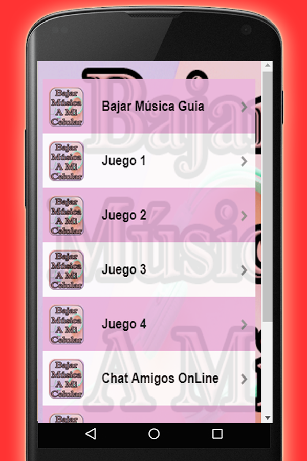 Bajar Musica MP3 A Mi Celular Gratis Guide- screenshot