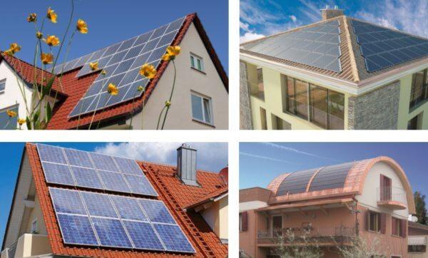 energia solar na construção civil - energia fotovoltaica
