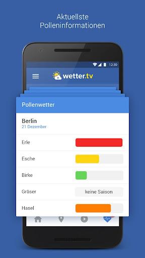 wetter.tv - Wetter Deutschland 2.0.8. screenshots 4