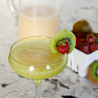 Strawberry Kiwi Lemonade Margarita.