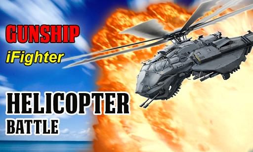 Gunship iFighter Heli Battle