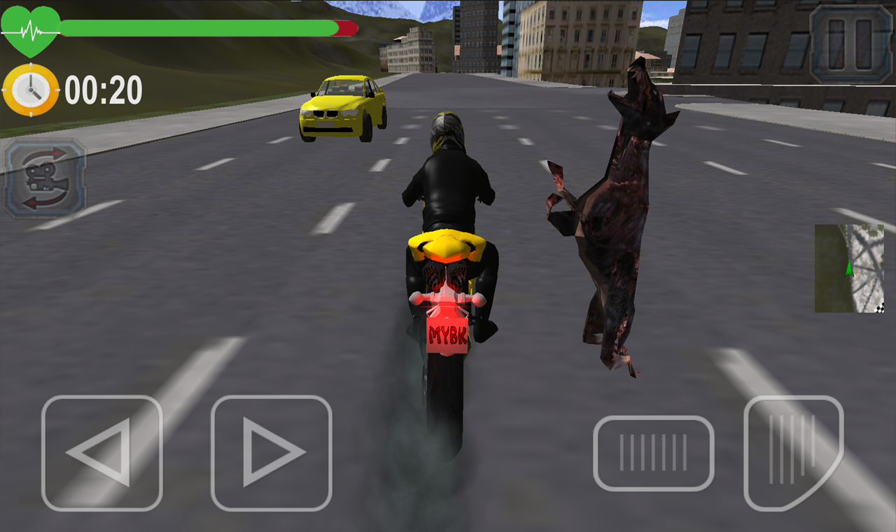 Motor bike racing android apps on google play for Play motor racing games