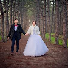 Wedding photographer Kseniya Krestyaninova (mysja). Photo of 10.12.2017