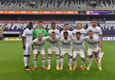 Revivez le match d'Anderlecht face à Midtjylland en Youth League (vidéo)