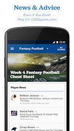 CBS Sports Fantasy Screenshot 3