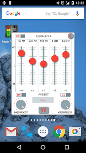 Music Volume EQ + Booster- screenshot thumbnail