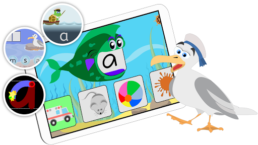 Phonics - Sounds to Words for beginning readers 2.61 DreamHackers 1