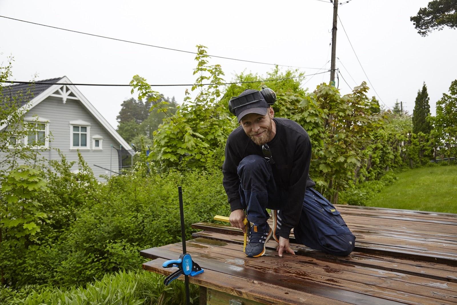 tips til hvordan bygge terrasse
