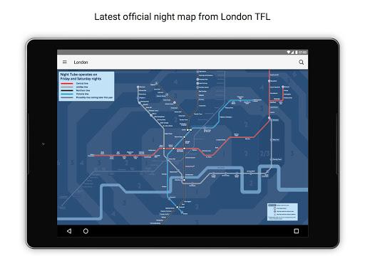 London Underground Free screenshot 10