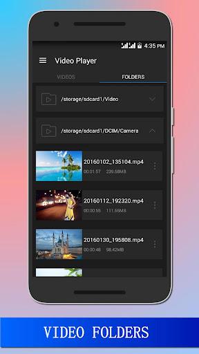 HD Video Player Pro  screenshots 5