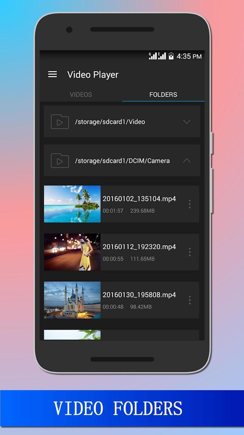 HD Video Player Pro Screenshot 4