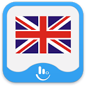 TouchPal English (GB) Keyboard icon