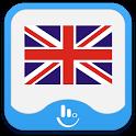TouchPal English (GB) Keyboard icon