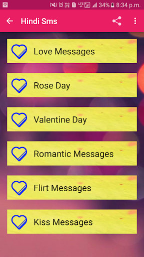 Download 2019 Love Sms Messages Collection on PC & Mac with