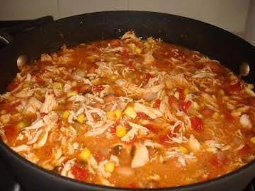 Best Chicken Tortilla Soup