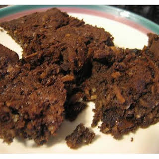 Gluten-Free Brownies.