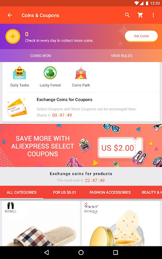 AliExpress screenshot 11