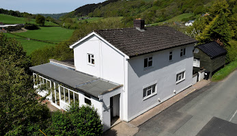 Detached Berriew home for sale