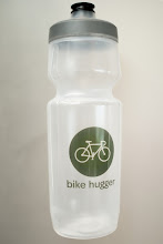 Photo: A Specialized 22 ounce, Purist Hydroflo bottle with a Bike Hugger Logo. Effortless to squeeze, easy to grip, and sip with no bottle taste.  Available on Amazon.com for $14.99 USD. http://goo.gl/xvSvk