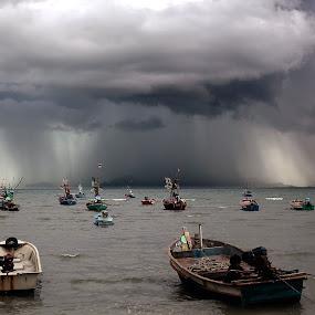 by Patrick Simon - Landscapes Weather
