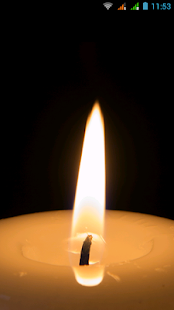 Virtual Candle HD- screenshot thumbnail