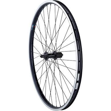 Quality Wheels Rear Wheel Clydesdale XL Rim Brake 700c QR Shimano Deore / Velocity Cliffhanger