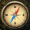 البوصلة لالروبوت: Vintage Compass App For Android APK