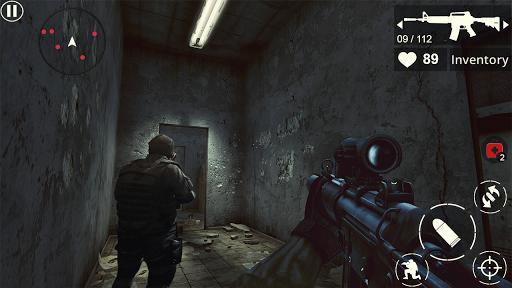 Swat Black Ops : free shooting games 2019 cheat screenshots 1
