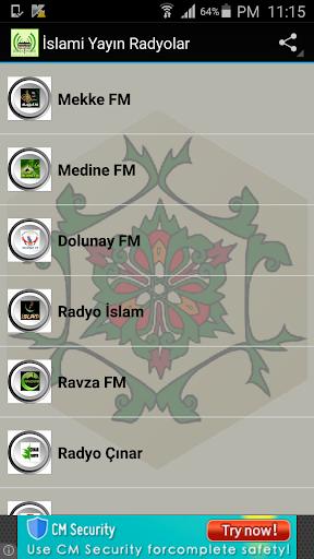 İslami Yayın Radyolar