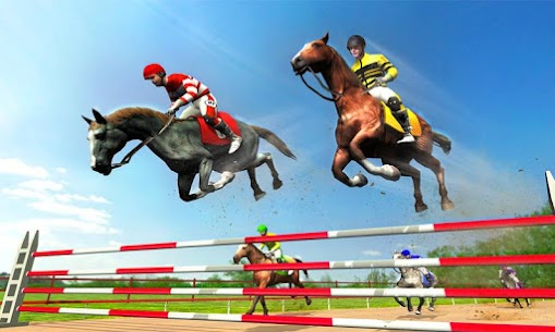 Horse Riding Rival: Multiplayer Derby Racing 4