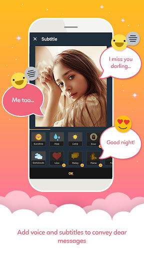 Video Maker Of Photos With Song & Video Editor  game (apk) free download for Android/PC/Windows screenshot
