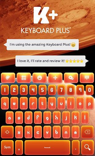 Mars Keyboard