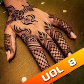 Eid Mehndi Designs 2017 Vol 8