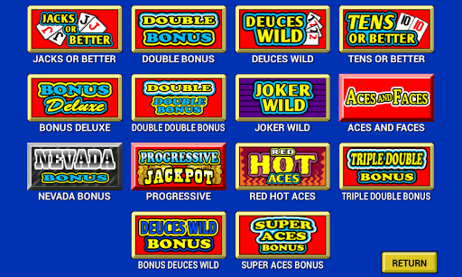 Video Poker 7.2 screenshots 5