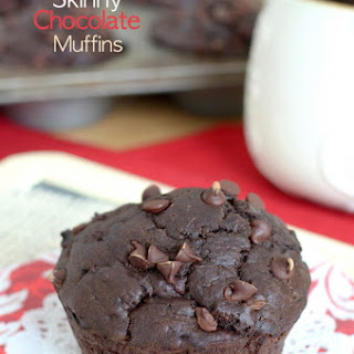 Skinny Chocolate Muffins.