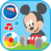 Baby Mickey Mio Migliore Amico Android APK Download Free By Clementoni S.p.A.