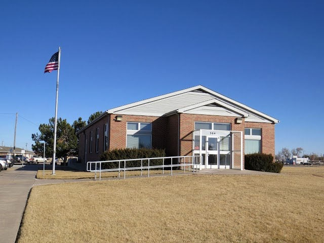 Holcomb, Kansas post office