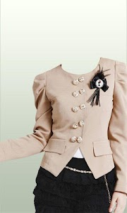 Woman Fashion Photo Suit screenshot 6