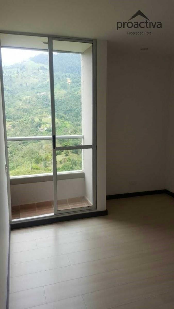 apartamento en arriendo la estrella 497-6750