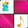 Piano Pink Tiles 2 apk