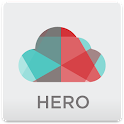 Cloud by Hero icon