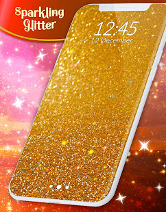 3d Parallax Weather Live Wallpaper For Android Os Sparkling Glitter Wallpaper Apps On Google Play