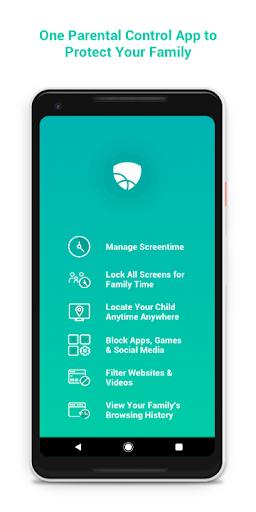 Mobicip Parental Control 3.0.1_r1051M screenshots 1