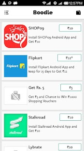 Boodle App Refer and Earn