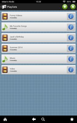 Music & Video (Ad) - screenshot