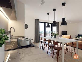 Appartement 4 pièces 171 m2