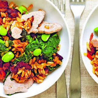 Spanish Pork With Rice And Beans Recipes.