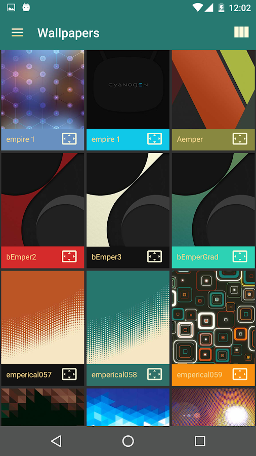 Emperial Icon Pack
